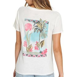 Billabong Juniors Life In The Wild Boyfriend T-Shirt