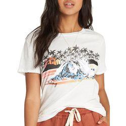 Billabong Juniors Daydream Scene T-Shirt