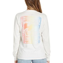 Billabong Juniors Know The Feeling Boyfriend T-Shirt