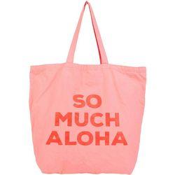 Billabong Juniors So Much Aloha Canvas Tote Bag