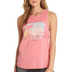 Billabong Juniors Wish You Were Here Tank Top