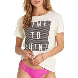 Billabong Juniors Time To Shine T-Shirt