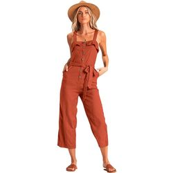 Juniors Sandy Toes Jumpsuit
