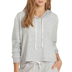 Billabong Juniors Short Story Fleece Pullover Sweatshirt
