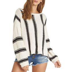 Billabong Juniors Calm Seas Striped Sweater