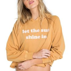 Billabong Juniors Let The Sun Shine In Hoodie