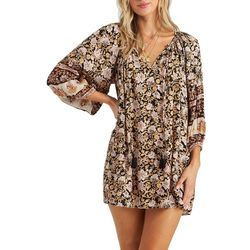 Billabong Juniors Gyset Long Sleeve Dress