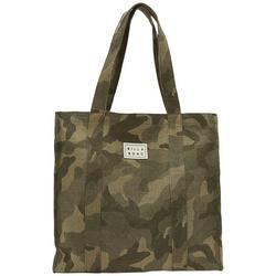 O'Neill Juniors Handle It Camo Tote Bag