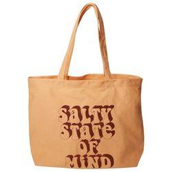 Billabong Juniors The Salty Blonde Take Me Too Tote Bag
