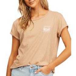 Juniors Basic Beach T-Shirt