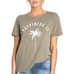Billabong Juniors Happiness Is T-Shirt