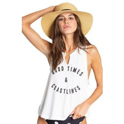 Billabong Juniors Good Times Muscle Tank Top