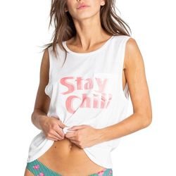 Billabong Juniors Stay Chill Muscle Tank Top