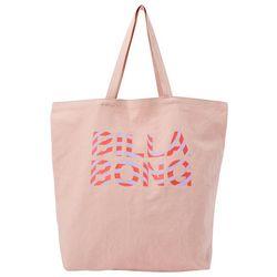 Billabong Womans Canvas Tote Bag