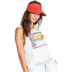Billabong Juniors Del Sol Y Mar Muscle Tank Top