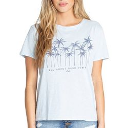 Billabong Juniors All About Good Vibes T-Shirt