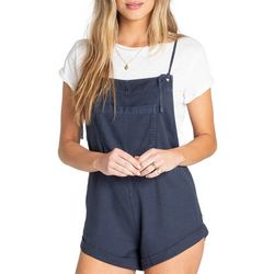 Billabong Juniors Wild Pursuit Solid Romper