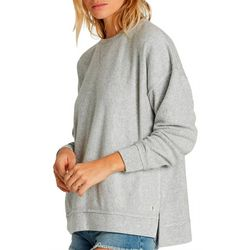 Billabong Juniors Three Day Weekend Crew Neck Sweatshirt