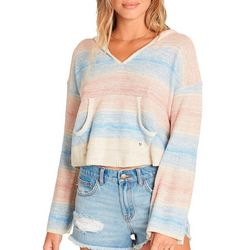 Billabong Juniors Baja Striped Pullover Beach Sweater