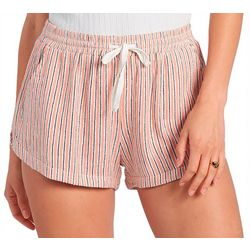 Billabong Juniors Road Trip Striped Shorts