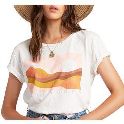 Billabong Juniors All Sandy T-Shirt
