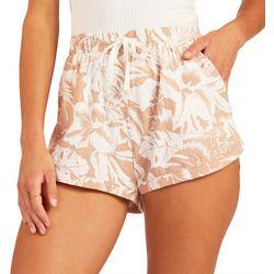 Billabong Juniors Road Trippin Floral Shorts