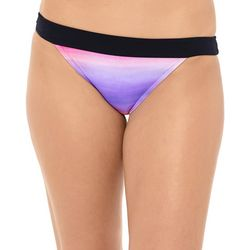 Juniors Pink Dreams Swim Bottoms