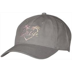 Juniors Washed Front Logo Hat