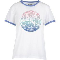Salt Life Juniors Salt State Of Mind T-Shirt
