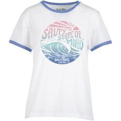 Juniors Salt State Of Mind T-Shirt
