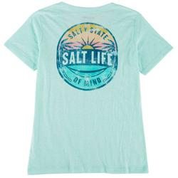 Juniors Salty State T-Shirt