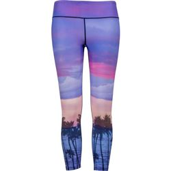 Juniors Pink Dreams Performance Leggings