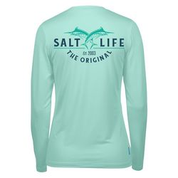 Salt Life Juniors Original Lifestyle Long Sleeve Top