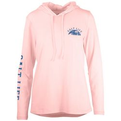 Salt Life Juniors Seaside Vibes Hoodie