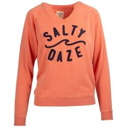 Juniors Salty Daze Sweatshirt