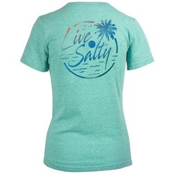 Salt Life Juniors Short Sleeve Day Dream T-Shirt