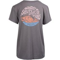 Juniors Sunny State T-Shirt