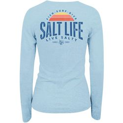 Salt Life Juniors Sunbeam Long Sleeve Top