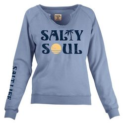 Salt Life Juniors Salty Soul Sweatshirt