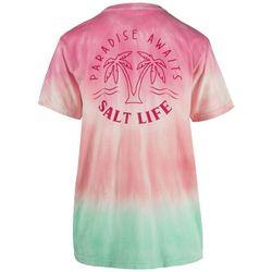 Salt Life Juniors Paradise Awaits T-Shirt