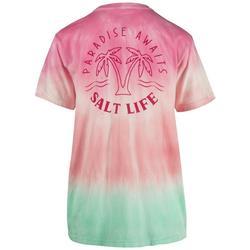 Juniors Paradise Awaits T-Shirt