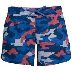 Juniors Camo Fish Boardshorts