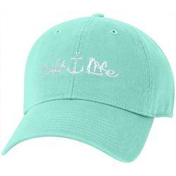 Salt Life Juniors Signature Anchor Hat