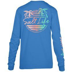 Salt Life Juniors Beachin Long Sleeve Top