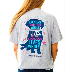 Kindness & Confetti Juniors Puppy Love T-Shirt