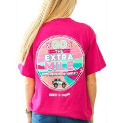 Kindness & Confetti Juniors Extra Mile T-Shirt