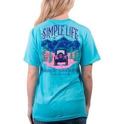 Juniors Simple Life T-Shirt