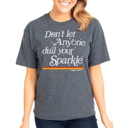 Simply Southern Juniors Vintage Dull Your Sparkle T-Shirt