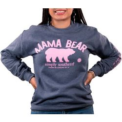 Fleece Mama Bear Sweatshirt