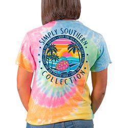 Juniors Keep The Sea Plastic Free T-Shirt